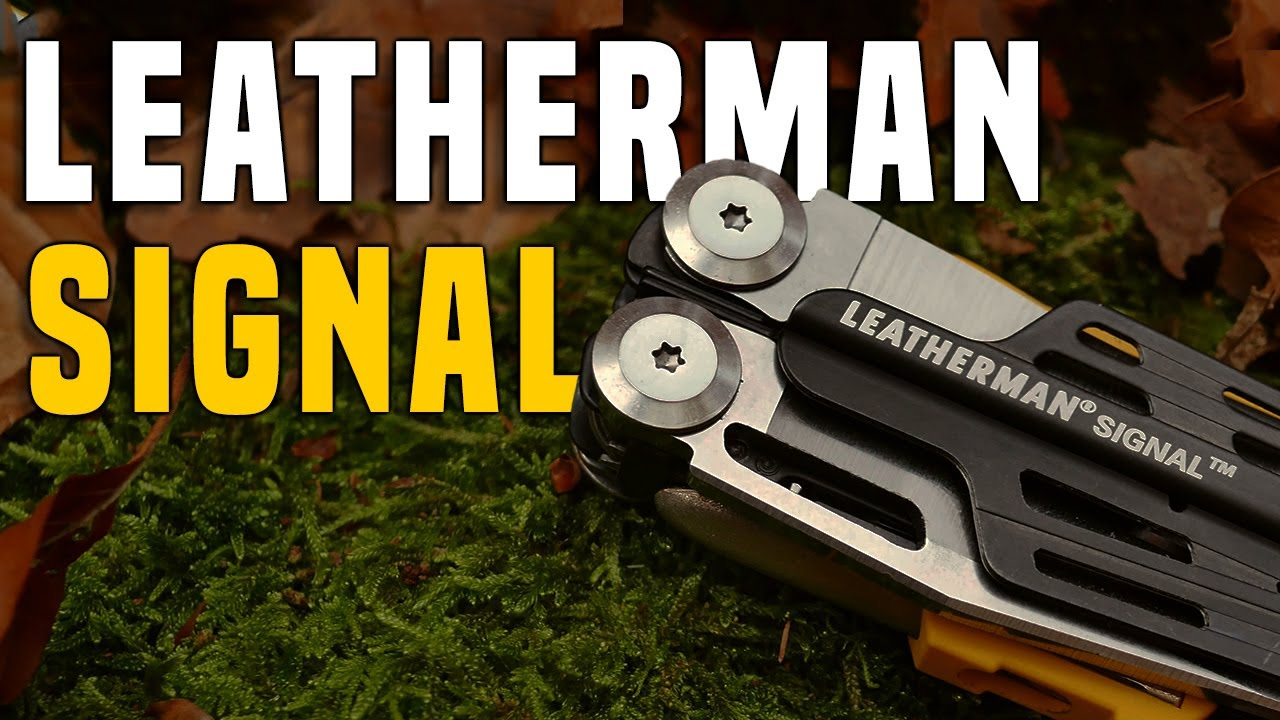 multitool leatherman signal 45°n 122°w - testbericht gear review