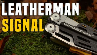 NEW Leatherman SIGNAL 45°N 122°W Review GERMAN + (ENG SUBTITLES)
