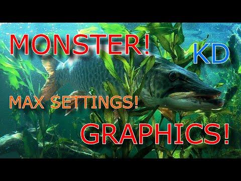 Rapala Pro Bass Fishing PC Max Settings