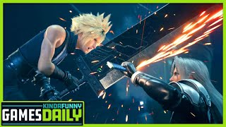 Will FFVII Remake 2 Sell as Well as FFVII Remake? - Kinda Funny Games Daily 05.22.20