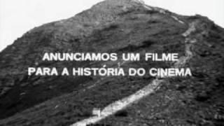 Deus e o Diabo na Terra do Sol (trailer original) - Glauber Rocha, 1964