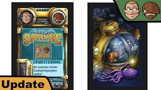 AquaSphere im Druck - Hunter & Cron Edition - Update