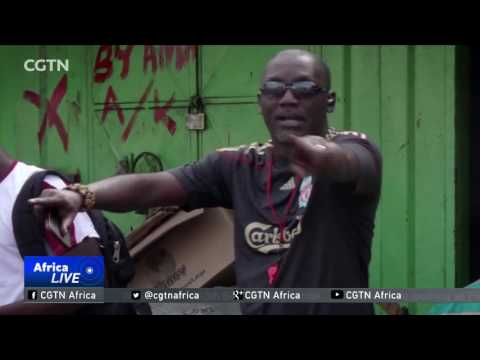 Sport offers Ghana polio sufferers chance to different life