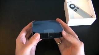Refurbished Apple TV (3rd Generation) Unboxing