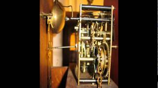 Large Warmink Dutch 8 Day Oak Friese Tailed Wall Clock For Sale On Ebay Uk.