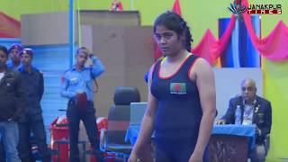 13th South Asian Games (Wrestling) Live From Janakpurdham Day-3