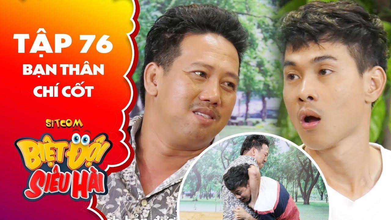 Biệt đội siêu hài | tập 76 -Tiểu phẩm: Đỗ Phong bị Lê Nam đánh te tua vì tật