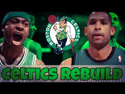 NBA 2K17 Boston Celtics Rebuild! To many Game 7