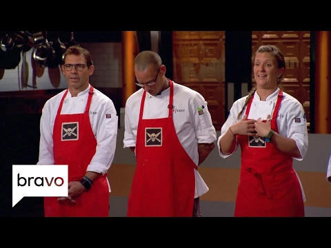 Top Chef: Is This the Most Shocking Moment in Top Chef History? Season 14, Episode 7  Bravo