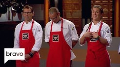 Top Chef: Is This the Most Shocking Moment in Top Chef History? (Season 14, Episode 7)   Bravo