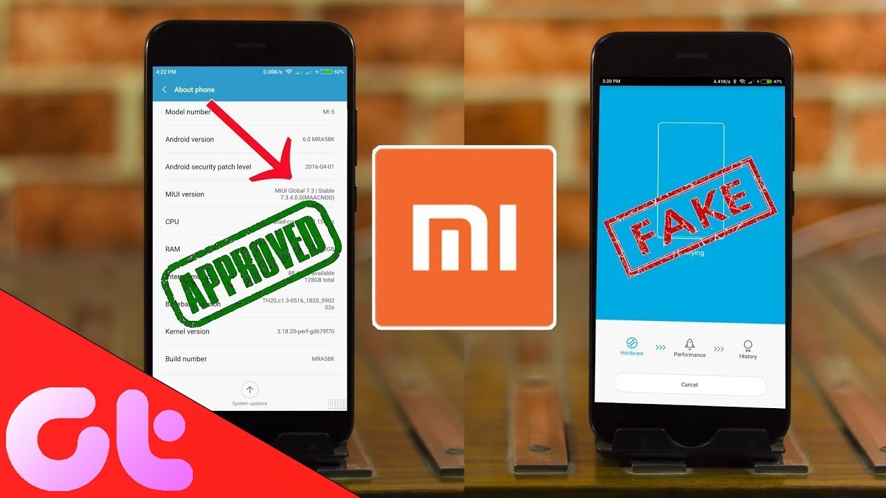 Image result for fake xiaomi devices in market be aware