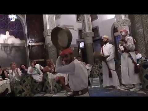 AFRICAN DANCING IN FEZ