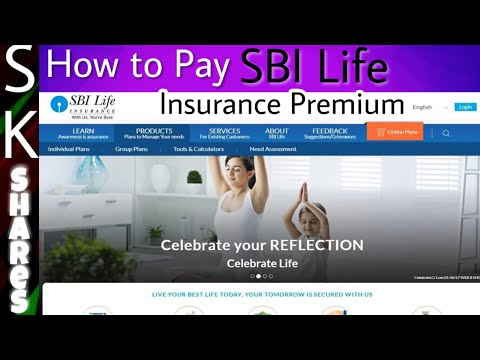 How to pay SBI Life insurance premium