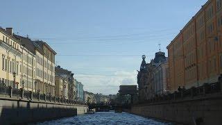 . Санкт-Петербург. Необычная экскурсия по историческим местам(, 2014-10-15T15:52:24.000Z)