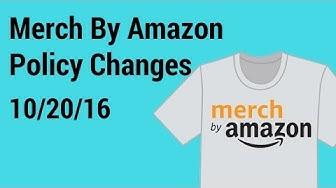 Merch By Amazon New 60 Day Rule - Daniel Caudill Webinar - 10-19-20