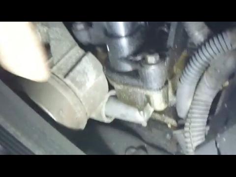 38L Coolant ElbowWater Pump Bypass Elbow