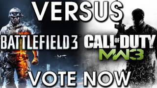 Modern Warfare 3 vs Battlefield 3 - You Decide! IGN Versus