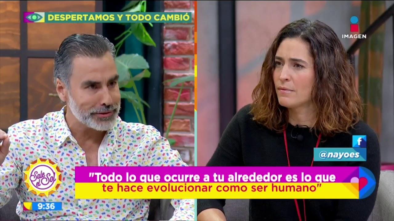 Nayo Escobar en Sale el Sol (Programa TV 8 de julio 2020)