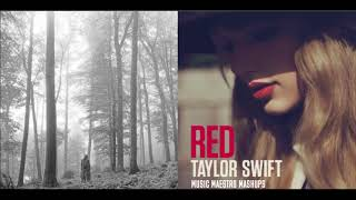 """""""All Too Well x Betty"""" [Mashup] - Taylor Swift"""