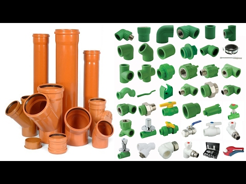 ppr pipe fittings, pvc pipe fittings, hdpe pipe fittings, C&N AQUATHERM