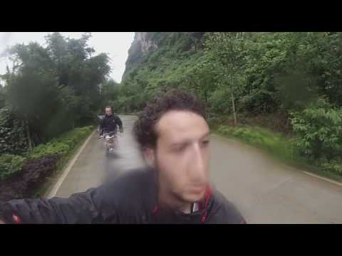 Biking Tour, Yangshuo, Guilin, China
