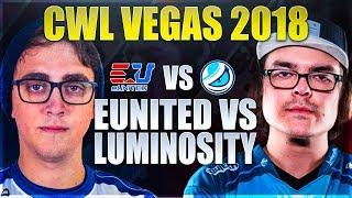 eUnited VS Luminosity Gaming - CWL 2019 Highlights