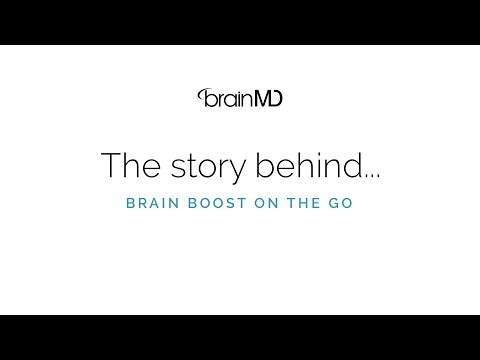 Story Behind the Product | Brain Boost On-The-Go
