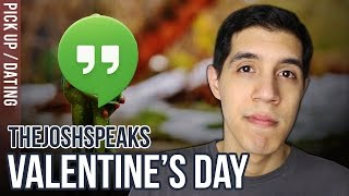 How To Get With Your Valentines Day Crush - LIVE Hangout on Feb. 3rd