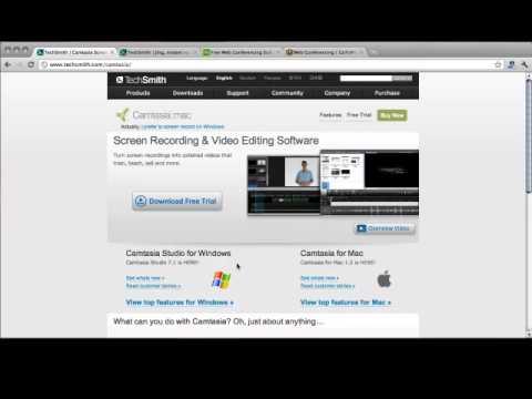 Online Video Marketing 101: Using Screen Capture Software For Video Tutorials