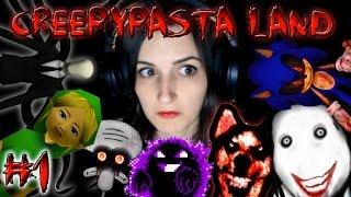 Creepypasta Land Part 1 (RPG Maker Game) - My Boyfriend is Ben Drowned...