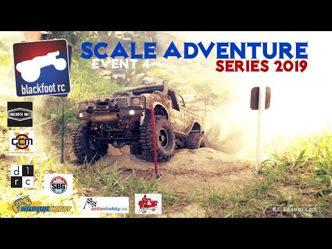 BFRC | 2019 SCALE ADVENTURE SERIES | EVENT 4 - RC Trailblazer
