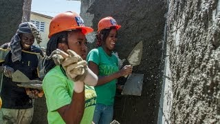 Adolescent Girls Initiative: Expanding Work Opportunities for Young Women in Haiti - FRANCAIS