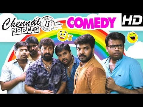 Chennai 28 II Tamil Movie Comedy Scenes |...