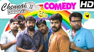 Chennai 28 II Tamil Movie Comedy Scenes   Part 2   Shiva   Jai   Premji   Ilavarasu   Sachu   Inigo