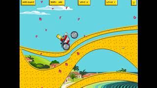 Игры Симпсоны на ПК. Симпсоны гонки играть
