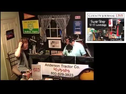 WMOD Radio County Journal Live
