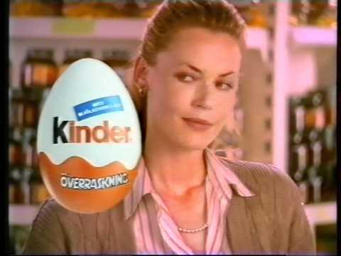 Reklam Kinder Överraskning