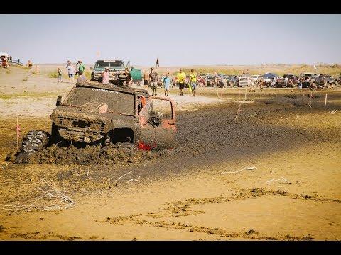 Sand Scorpions, Moses Lake Mud Flats, $1000 Bounty Hole 2014