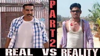 Real Vs Reality || Part 2 || Expectation vs reality || Bhai log ki comedy ||