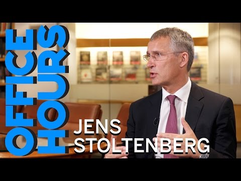 Jens Stoltenberg: Is NATO Thinking about the Arctic?