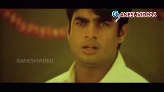Rendu Movie Parts 9/13 - Madhavan, Reema Sen, Anushka Shetty - Ganesh Videos