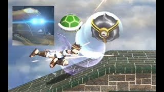 [TAS] Project M: The Subspace Emissary Sea of Clouds Fight Skip