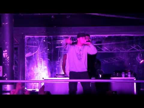 Alaza x Nicko by DJ M'RICK en concert à l'Apollo Night pour