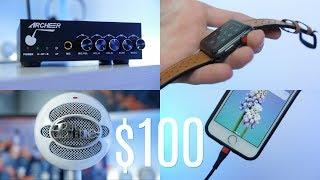 Top Tech Under $100 - NOVEMBER!