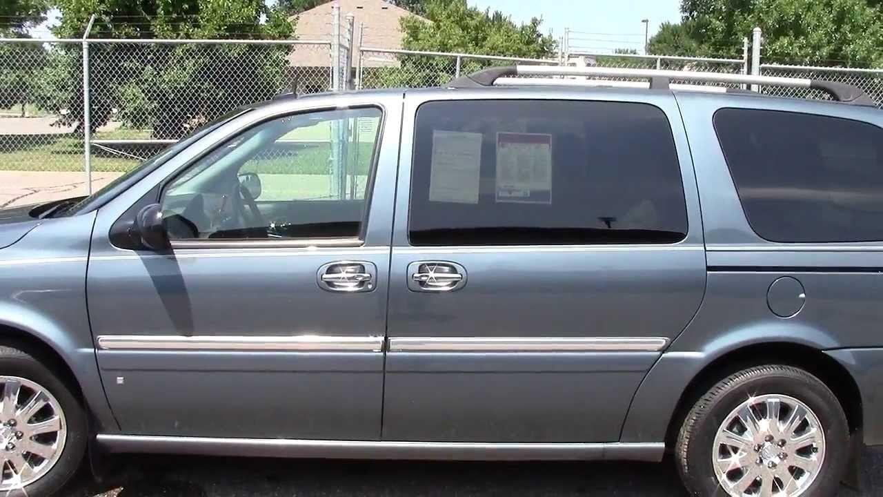 2007 Buick Terraza CXL Minivan W DVD