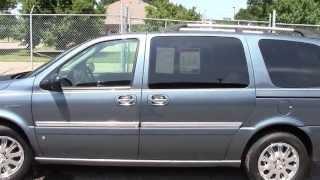2007 Buick Terraza CXL Minivan w/ DVD