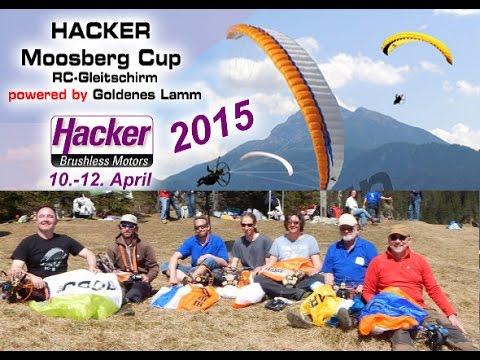 RC-Paragliding: Hacker Moosberg Cup in Weissenbach Lech 9.-12Apr.15 Mittendrin,Lehrreiches, Cupflüge