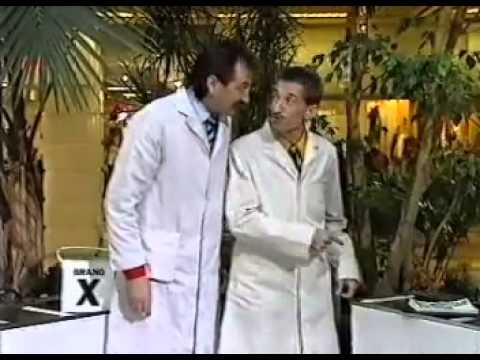 ChuckleVision - 6x07 - Men In White Coats - YouTube