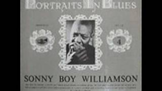 Sonny Boy Williamson II Comin
