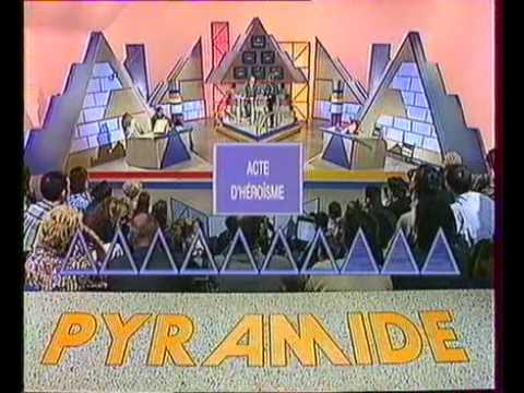 Pyramide extraits jeu télévisé France 2 (Partie 1)